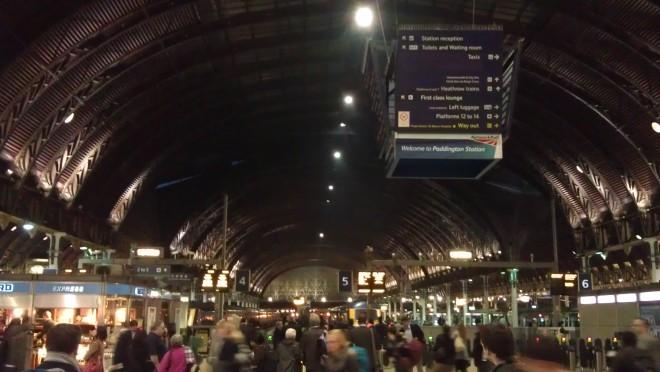 Peddington Station