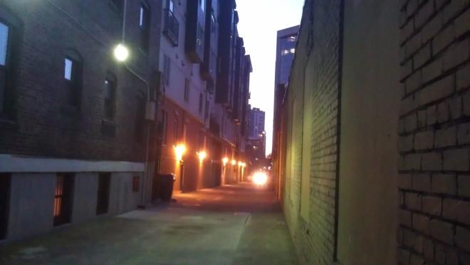 Belltown Alley