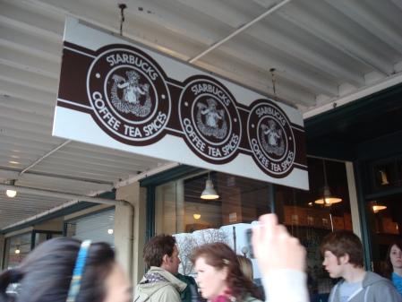 Starbucks @Pike