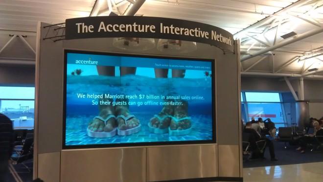 Accenture @ JFK Airport