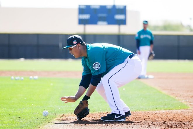 Seattle Mariners Spring Training