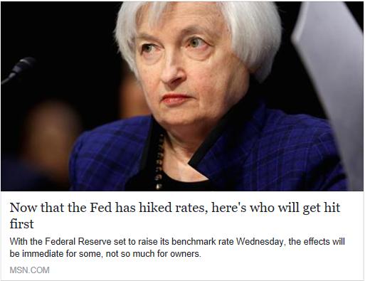 Rate Hike